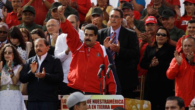 Maduro-Venezuela-Rally