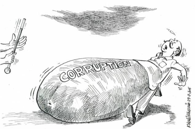 pakistan corruption cartoon (1)