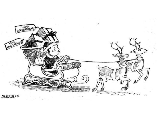 pakistan new year gift load shedding