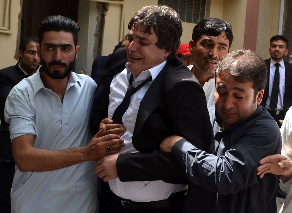 Quetta suicide attack dozens of lawyers (7)